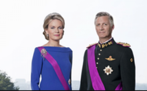 His Majesty King Philippe and Her Majesty Queen Mathilde of Belgium come for a state visit to Denmark from 28-30 March 2017